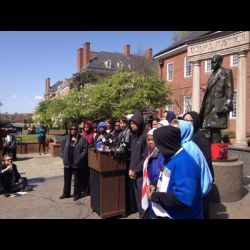 MLBC Trayvon Martin Press Conference